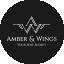 Amber & Wings