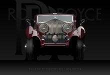 Rolls Royce Phantom 1933