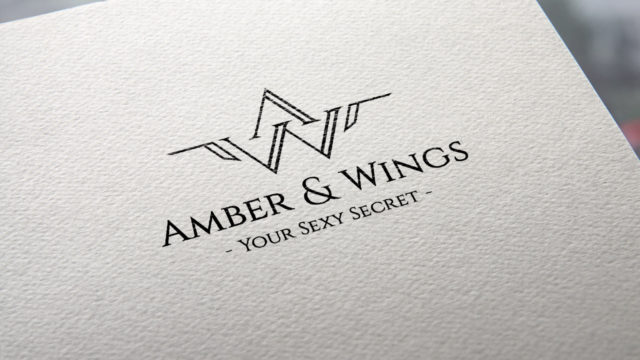 Amber & Wings - Your Sexy Secret